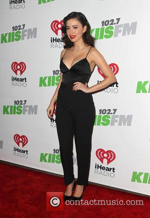 Christian Serratos - 2014 Kiis FM Jingle Ball Concert at Staples Center - Los Angeles, California, United States - Saturday...