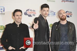 The Script - Capital FM's Jingle Bell Ball 2014 at The O2 - Arrivals - London, United Kingdom - Saturday...