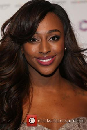 Alexandra Burke Has Been Criticised For Wearing Fur