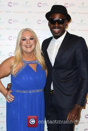 Vanessa Feltz and Ben Ofeodu
