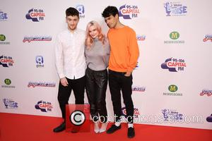 Clean Bandit - Capital FM's Jingle Bell Ball 2014 at The O2 - Arrivals - London, United Kingdom - Saturday...