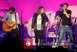 Lady Antebellum - Lady Antebellum, David Nail, and Maddie & Tae Perform at Downtown Las Vegas Events Center at Downtown...