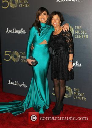 Paula Abdul and Wendy Emkin