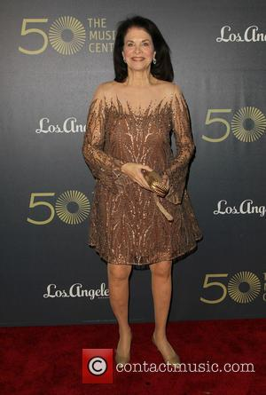 Sherry Lansing - The Music Center's 50th Anniversary Spectacular - Arrivals at The Dorothy Chandler Pavilion at the Music Center...