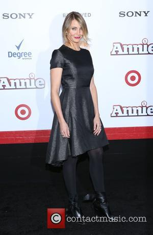 Cameron Diaz - New York Premiere of 'Annie' at the Ziegfeld Theater - Arrivals at Ziegfeld Theater - New York,...