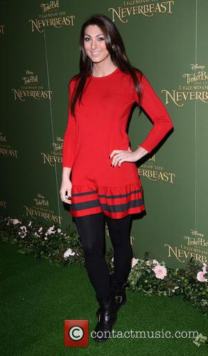 Luisa Zissman - Gala screening of 'Tinker Bell and the Legend of the NeverBeast' at Vue West End - Arrivals...