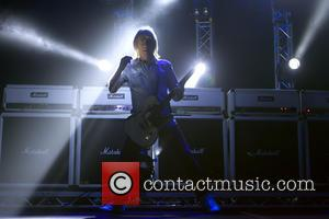 Rick Parfitt - Status Quo perform live in concert at the SSE Hydro at SSE Hydro - Glasgow, Scotland, United...