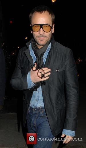 Tom Ford - Tom Ford arriving at Chiltern Firehouse in Marylebone - London, United Kingdom - Sunday 7th December 2014