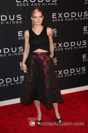 Jennifer Morrison - Photographs of a variety of stars as they arrived at the New York Premiere of 'Exodus: Gods...