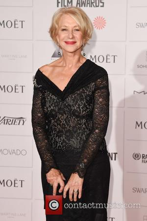 Dame Helen Mirren - Moet British Independent Film Awards - Arrivals