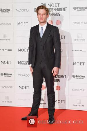 James Norton - Photographs of a host of stars as they arrived for the Moet British Independent Film Awards which...