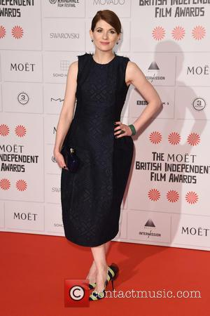 Jodie Whittaker - Photographs of a host of stars as they arrived for the Moet British Independent Film Awards which...