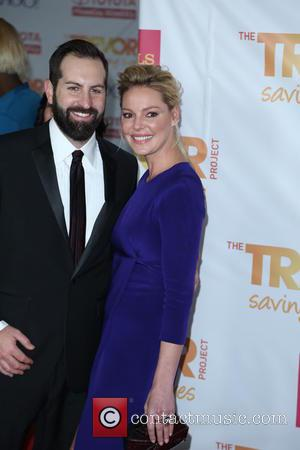 Josh Kelley and Katherine Heigl - Shots from the bi-annual event TrevorLIVE which was held at The Hollywood Palladium in...