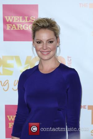 Katherine Heigl - Shots from the bi-annual event TrevorLIVE which was held at The Hollywood Palladium in Hollywood, California, United...