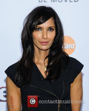 Padma Lakshmi - Shots of a variety of stars as they arrived at the New York Premiere of the musical...