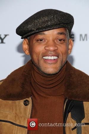 Will Smith - New York premiere of 'Annie'