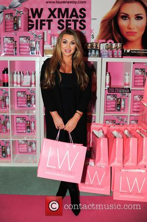 Lauren Goodger - Shots from the third days at the 2014 Clothes Show Live which was held at the NEC...