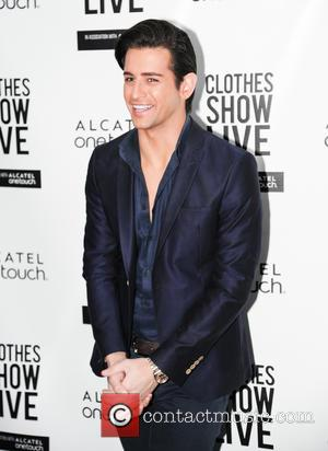 Ollie Locke - Clothes Show Live 2014 held at the Birmingham NEC - Day 4 at National Exhibition Centre, Clothes...