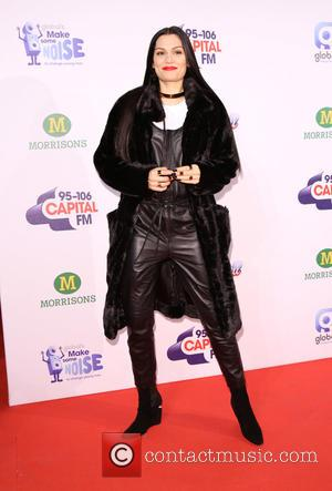Jessie J - Photo's of a variety of stars as they arrived for the second day of Capital FM's 2014...