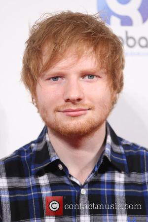 Ed Sheeran's Clothes Raise $12,000 At Auction