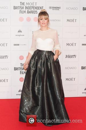 Edith Bowman - Moet British Independent Film Awards held at Old Billingsgate - Arrivals. at Old Billingsgate - London, United...