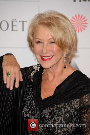 Dame Helen Mirren - Photographs of a host of stars as they arrived for the Moet British Independent Film Awards...
