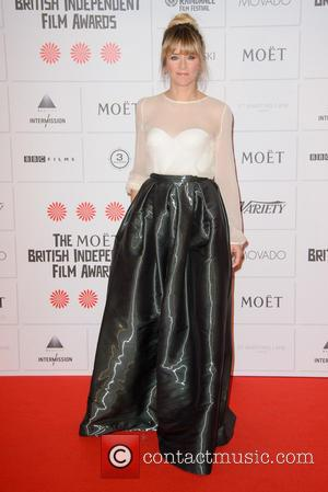 Edith Bowman - Photographs of a host of stars as they arrived for the Moet British Independent Film Awards which...