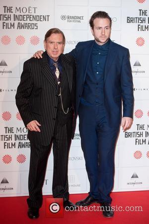 Timothy Spall and Rafe Spall - Moet British Independent Film Awards held at Old Billingsgate - Arrivals. at Old Billingsgate...