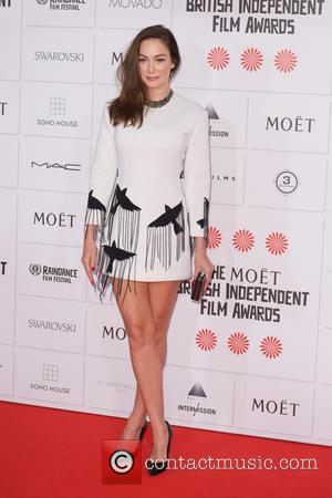Anna Skellern - Photographs of a host of stars as they arrived for the Moet British Independent Film Awards which...