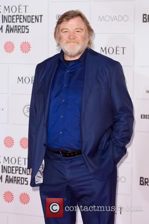 Brendan Gleeson - Photographs of a host of stars as they arrived for the Moet British Independent Film Awards which...