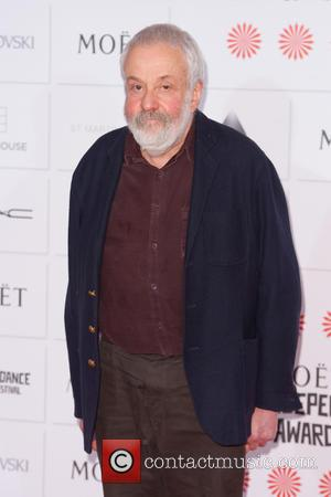 Mike Leigh - Photographs of a host of stars as they arrived for the Moet British Independent Film Awards which...