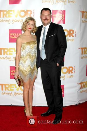 Beth Behrs and Michael Gladis - The Trevor Project's 2014 TrevorLIVE Los Angeles Benefit held at the Hollywood Palladium -...