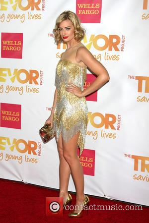 Beth Behrs - The Trevor Project's 2014 TrevorLIVE Los Angeles Benefit held at the Hollywood Palladium - Arrivals at Hollywood...