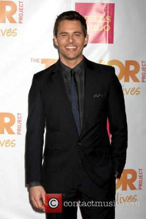 James Marsden - The Trevor Project's 2014 TrevorLIVE Los Angeles Benefit held at the Hollywood Palladium - Arrivals at Hollywood...