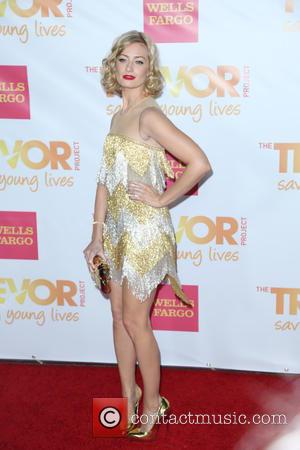 Beth Behrs - The Trevor Project's 2014 TrevorLIVE Los Angeles Benefit held at the Hollywood Palladium - Arrivals - Los...