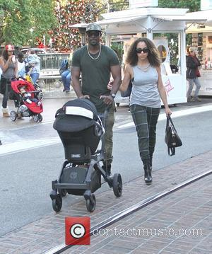 Lance Gross and Rebecca Jefferson