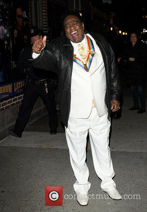 Al Green - Celebrities outside the Ed Sullivan Theater for 'Late Show with David Letterman' at Ed Sullivan Theater -...