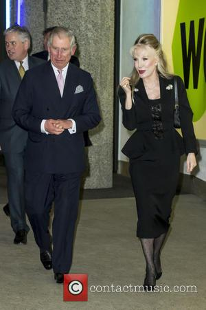 Prince Charles and The Donatella Flick