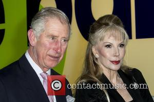HRH Prince Charles and The Donatella Flick - The Prince of Wales and Princess Donatella Flick  attend a competition...