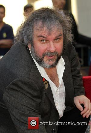 Peter Jackson - Director Peter Jackson honored with a star on the  Hollywood Walk of Fame at THE HOLLYWOOD...