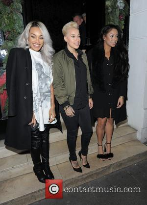 Stooshe - Metro's Guilty Pleasures Christmas Party - London, United Kingdom - Monday 8th December 2014