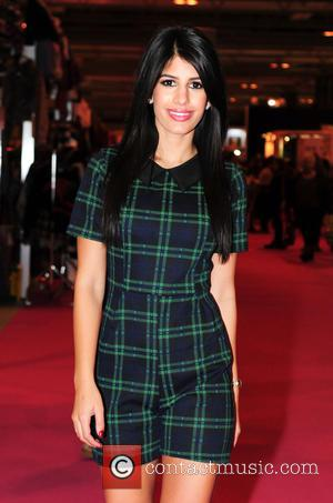 Jasmin Walia - Clothes Show Live 2014 - Day 4 at National Exhibition Centre, Clothes Show Live - Birmingham, United...