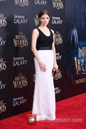 Anna Kendrick - 'Photographs from the red carpet as a vast array of stars arrived for the World Premiere of...