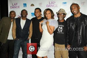 Dennis White, Keith Robinson, Omar Gooding, Lisaraye Mccoy and Dtari Turner