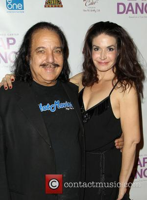 Ron Jeremy and Guest - Photographs from the Premiere of movie drama