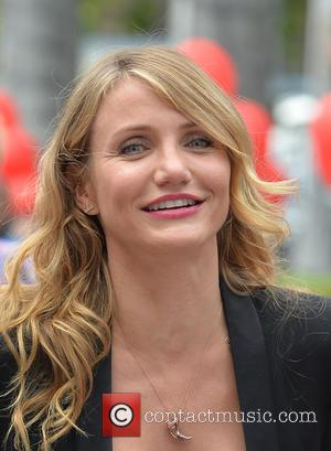 Cameron Diaz - Shots from the Annie Miami Walk Of Fame Ceremony which was held at the Bayside Marketplace on...