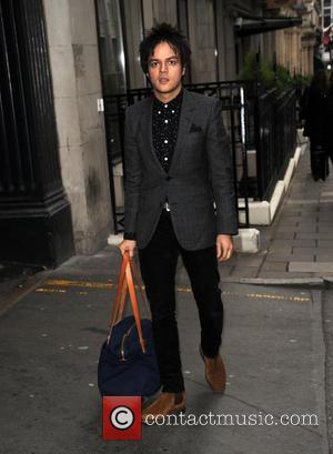 Jamie Cullum - GQ Xmas lunch Arrivals - London, United Kingdom - Tuesday 9th December 2014