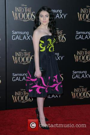 Lilla Crawford - Photographs from the red carpet as a vast array of stars arrived for the World Premiere of...