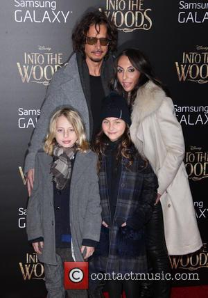 Chris Cornell - Photographs from the red carpet as a vast array of stars arrived for the World Premiere of...