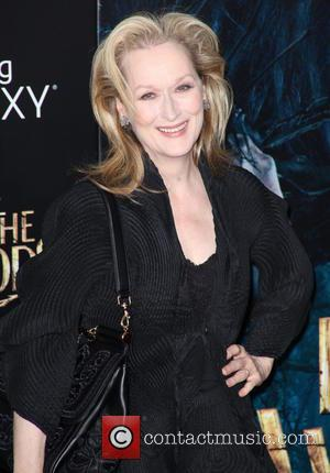 Meryl Streep - Photographs from the red carpet as a vast array of stars arrived for the World Premiere of...